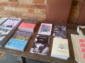 LitBang! Small Press Pop Up Store (Toronto)