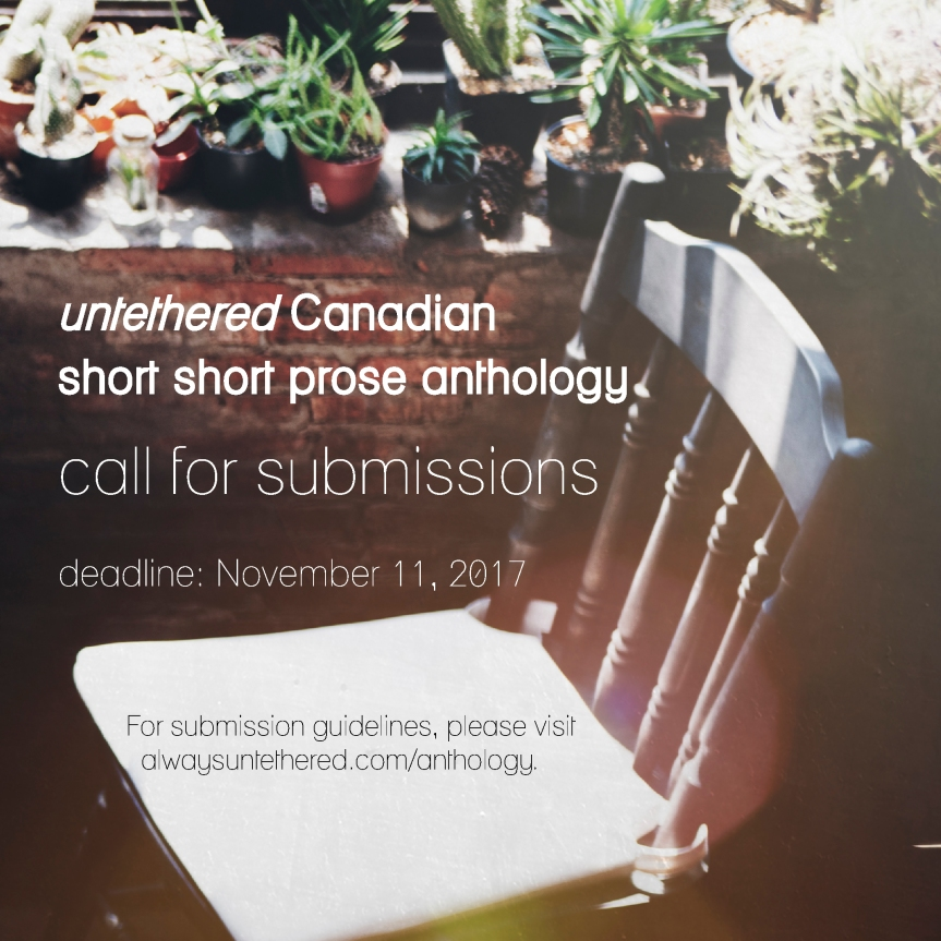Anthology Submission Call