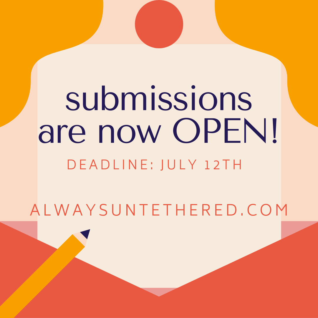 Submissions Now OPEN!