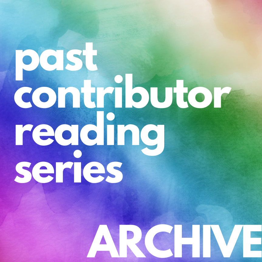 Past Contributor Reading Series Archive